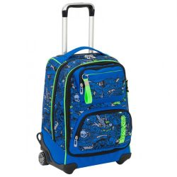 Trolley Seven color blu  Trolley COMBY Koi online - Prezzo:   114.90 €
