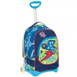 Trolley Seven color blu  Trolley JACK JUNIOR SJ Boy online - Prezzo:   109.90 €