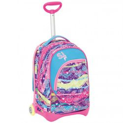 Trolley Seven color rosa  Trolley JACK JUNIOR SJ Girl online - Prezzo:   109.90 €