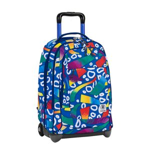 Trolley Invicta color blu  Trolley BUMP FANTASY online scontato del % - Prezzo:   89.00 €