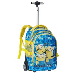 Trolley Karacter Mania color blu  Trolley  online - Prezzo:   55.00 €