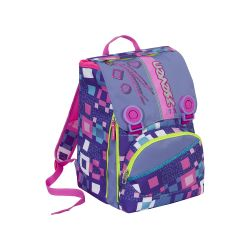 Zaini Seven Scontati  color viola  Zaino Estensibile BUNDLE GIRL online - Prezzo:   86.90 €