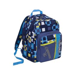 Zaini Seven Scontati  color blu  Zaino Outsize BUNDLE BOY online - Prezzo:   79.90 €
