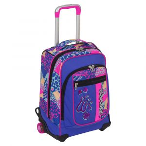 Trolley Seven color viola  Trolley MaxiRound SWAG GIRL online scontato del % - Prezzo:   105.90 €