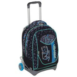 Trolley Seven color nero  Trolley NewJack SHIFT online - Prezzo:   115.90 €