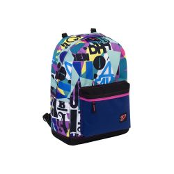 Zaini scuola elementare e media  color multicolor  Cover SEVEN online - Prezzo:   29.90 €