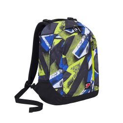 Zaini scuola elementare e media  color blu  Zaino The Double ICE PATCH + Cuffie Omaggio online - Prezzo:   65.90 €