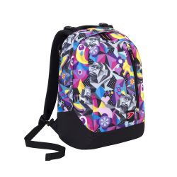 Zaini Seven color multicolor  Zaino The Double BLACK ROSE + Cuffie Omaggio online - Prezzo:   72.90 €