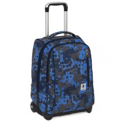 Trolley Invicta color blu  Trolley Tindy Fantasy online - Prezzo:   74.13 €