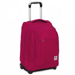 Trolley Invicta color rosa  Trolley Extra Bump online scontato del % - Prezzo:   109.90 €