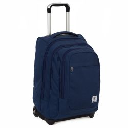 Trolley Invicta color blu  Trolley Extra Bump online scontato del % - Prezzo:   109.90 €