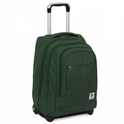 Trolley Invicta color verde  Trolley Extra Bump online scontato del % - Prezzo:   109.90 €