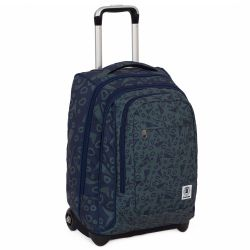 Trolley Invicta color verde  Trolley Extra Bump Fantasy online scontato del % - Prezzo:   109.90 €