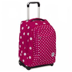 Trolley Invicta color rosa  Trolley Extra Bump Fantasy online scontato del % - Prezzo:   109.90 €