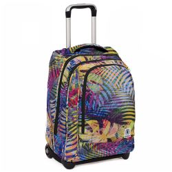 Trolley Invicta color multicolor  Trolley Extra Bump Fantasy online scontato del % - Prezzo:   109.90 €