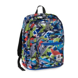 Zaino Invicta color multicolor  Zaino FORMAT PLUS Invicta online - Prezzo:   64.90 €
